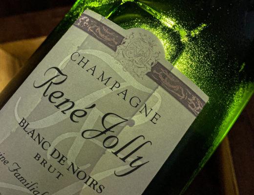 René Jolly | Blanc de Noirs | 100% Pinot Noir 1