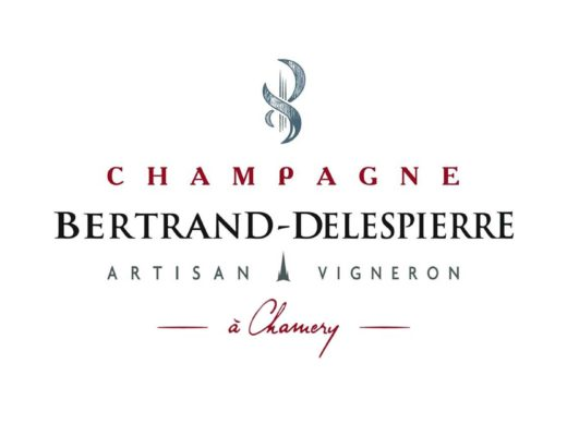 Logo Bertrand-Delespierre | Premier Cru Chaumery | Montage de Reims