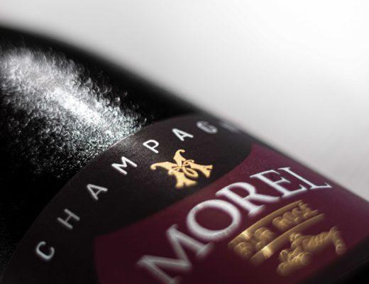 Morel Père et Fils   Rosé de Saignée   100% Pinot Noir   Les Riceys   Còte des Bar