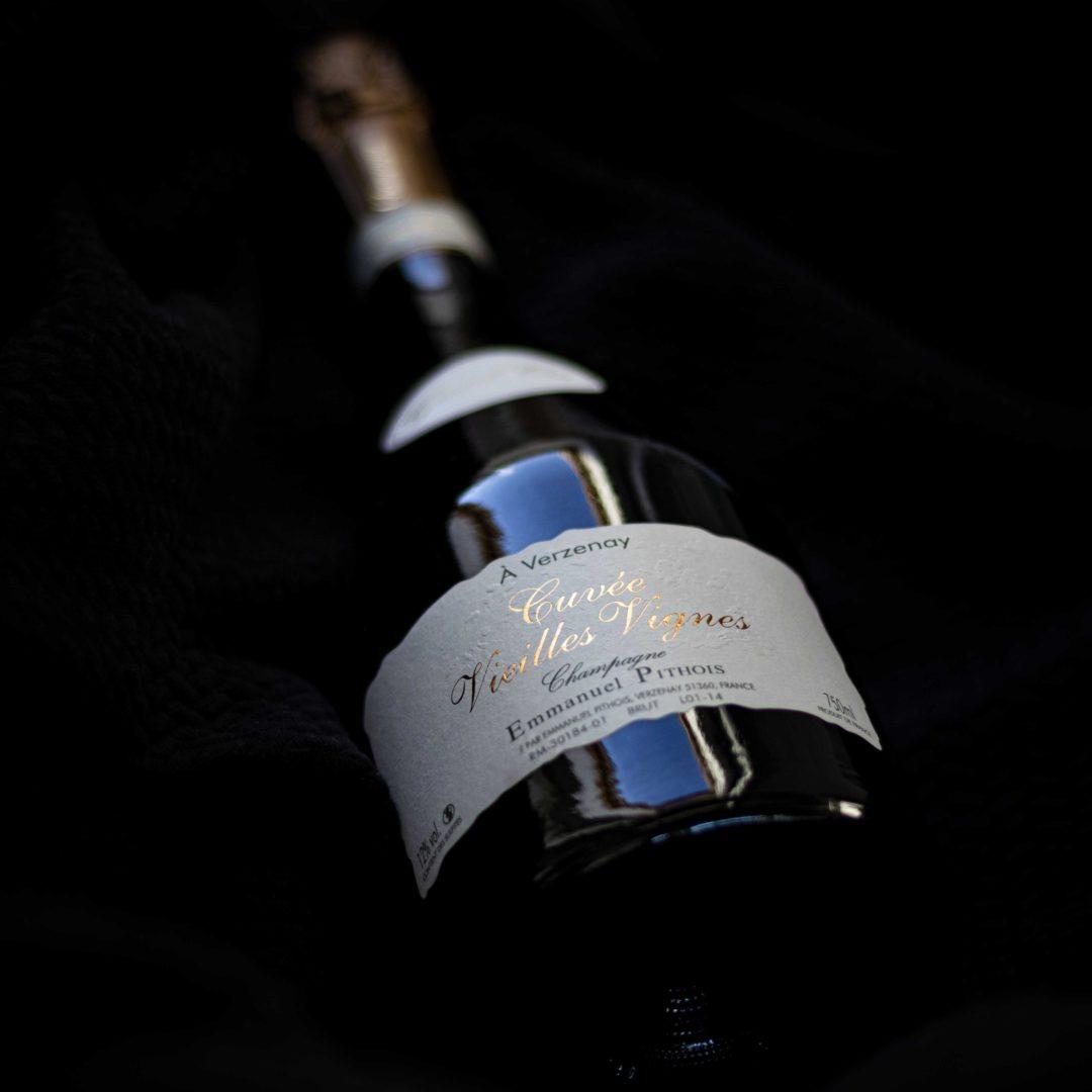 Emmanuel Pithois | Grand Cru | 70% Pinot Noir & 30% Chardonnay | Verzenay | Montagne de Reims
