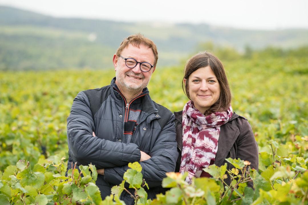 Emilie & Pascal Morel (Foto von Olivier Douard)