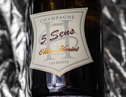 Olivier Horiot   Les Riceys   20% Pinot Blanc, Arbane, Pinot Noir, Pinot Meunier & Chardonnay   Côte des Bar