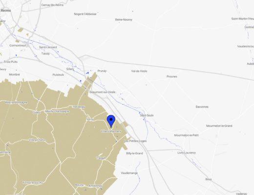 Villiers-Marmery / Montagne de Reims / Premier Cru
