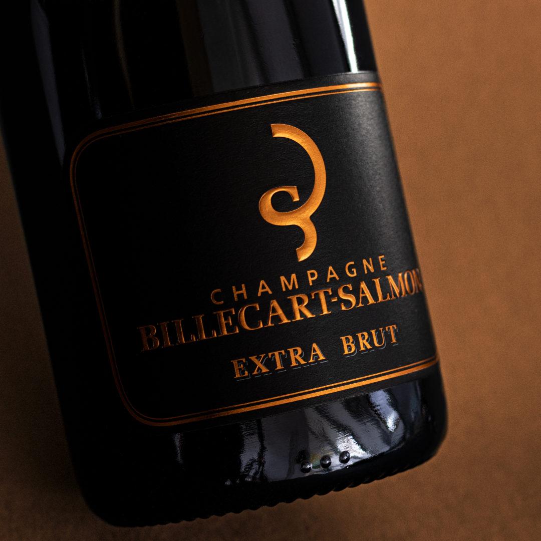 Billecart-Salmon | Extra Brut | 30% Chardonnay | 30% Pinot Noir | 40% Pinot Meunier