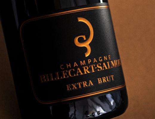 Billecart-Salmon   Extra Brut   30% Chardonnay   30% Pinot Noir   40% Pinot Meunier