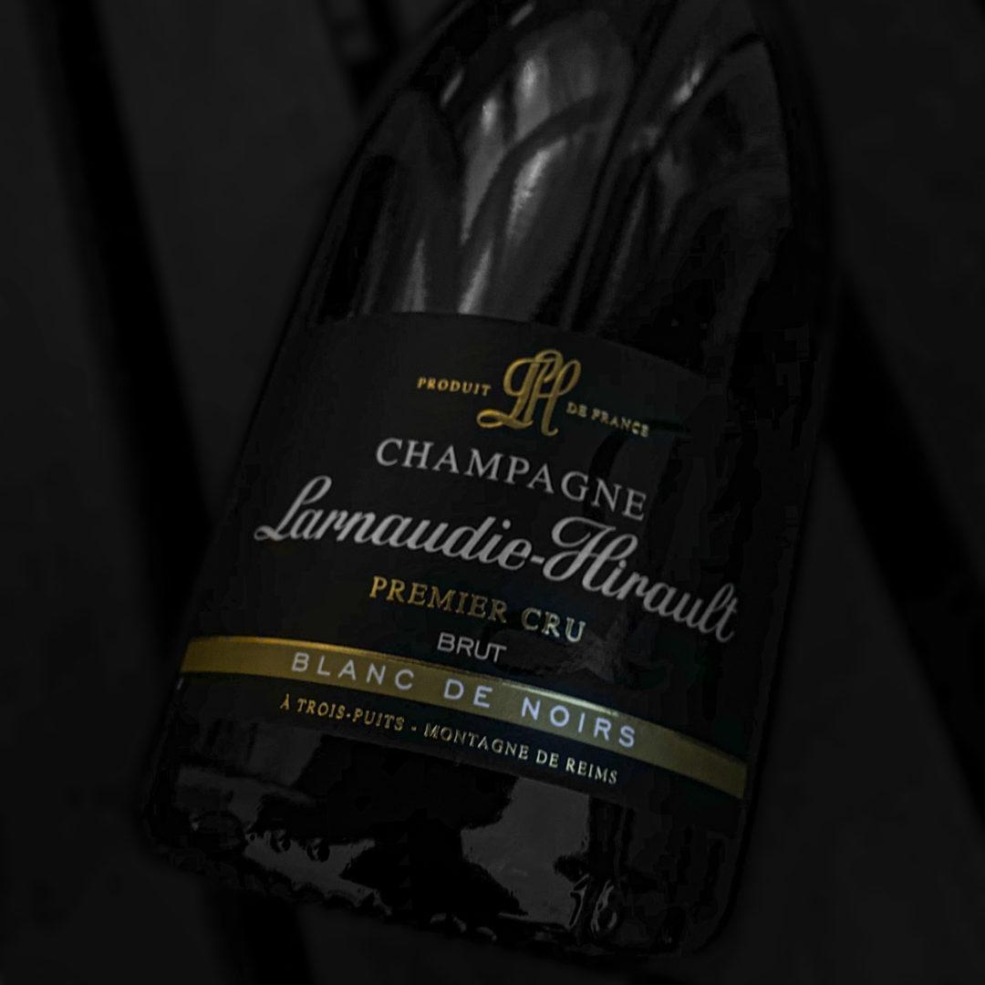 Lanraudie-Hirault | Blanc-de_Noirs | 100% Pinot Noir