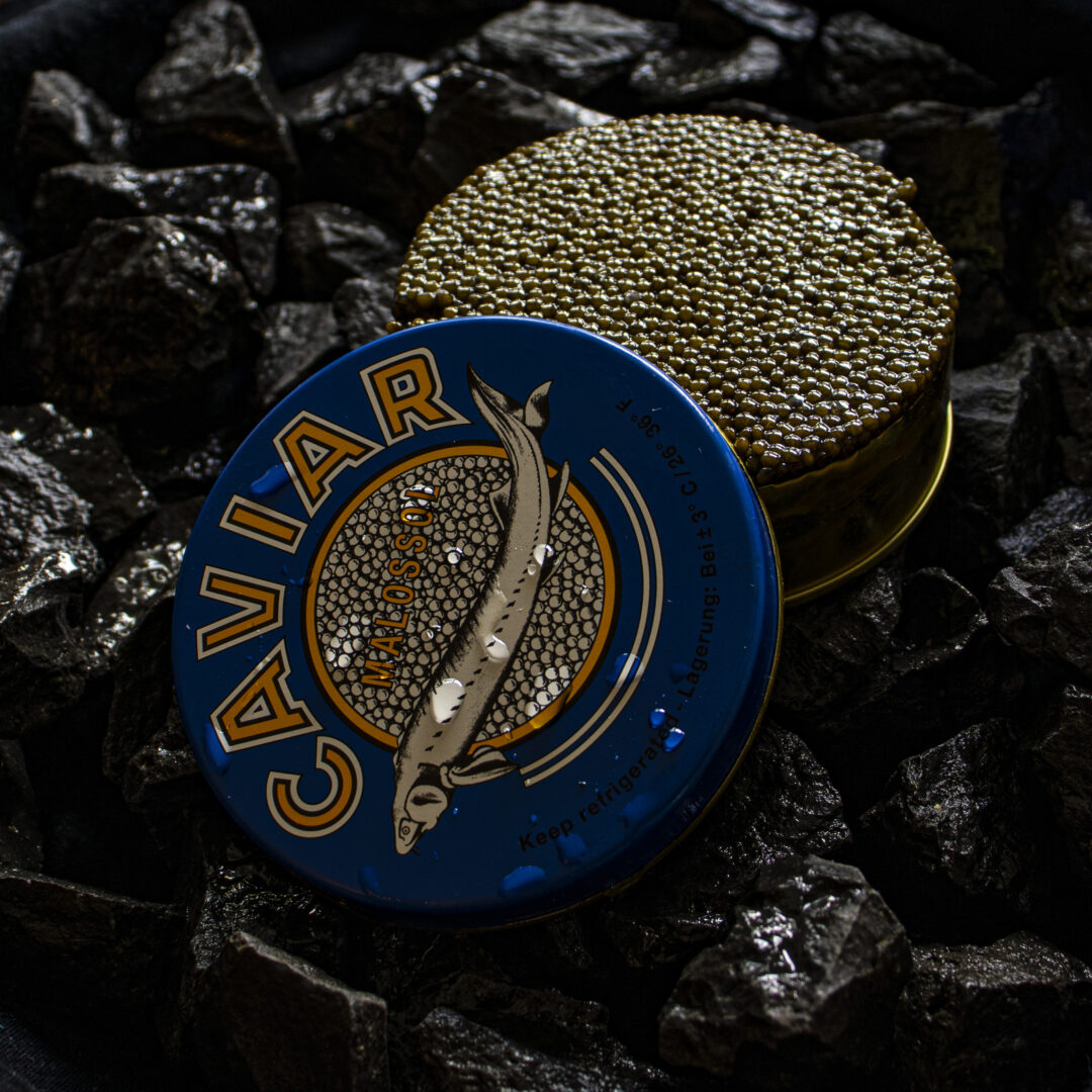 Kaviar & Blinis