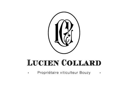 Logo Lucien Collard   Bouzy   Montagne de Reims