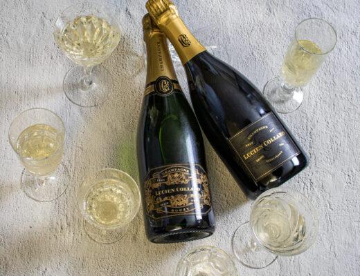 Lucien Collard | Grand Cru Vintage | 80% Pinot Noir | 20% Chardonnay | Bouzy